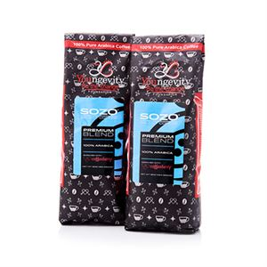 Picture of 2-Pack Premium Enriched with Coffee Berry- Ground